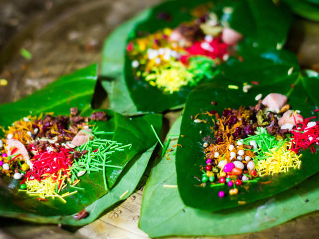 paan: Right solution for a pan-Indian penchant? - The Economic Times