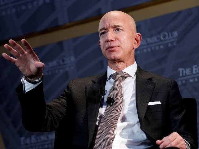 Jeff Bezos's shareholder letter shows he values his cutomers more than his employees