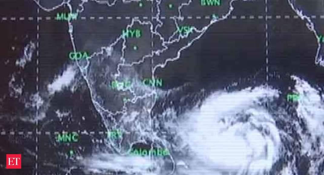 dr s balachandran: Cyclone Fani intensifies, to move towards Odisha Chennai Direction Map on