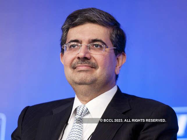 Uday Kotak, founder of Kotak Mahindra Bank