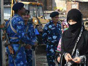 Shiv Sena demands ban on burqa in public places to prevent terror attacks