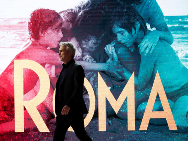 'Roma' set to release in China in May