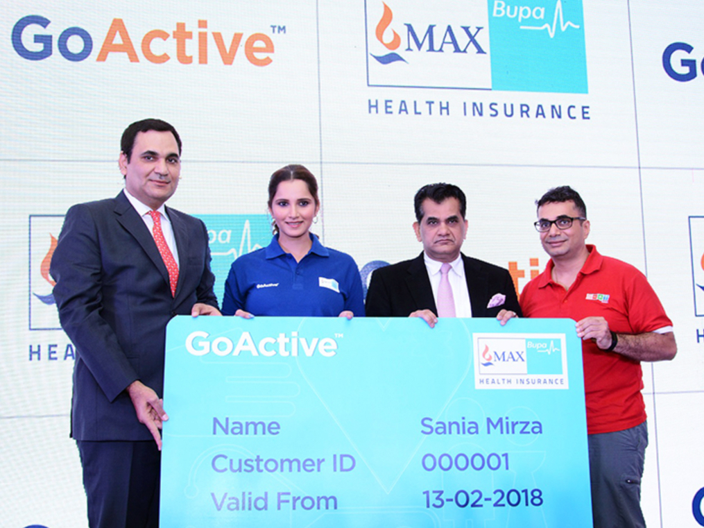 Max Bupa's big question: If staying fit gets you 10% off on health insurance, will you buy?