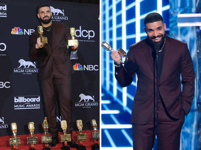 Meet The Winners - Billboard Music Awards: Priyanka Steals A