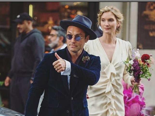 Phillipa Coan wiki, age, married, husband, Jude Law wife, family