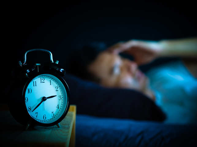 نیند کی کمی