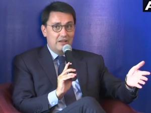 French ambassador to India Alexander Ziegler