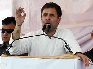 Election Commission completely biased towards opposition: Rahul Gandhi