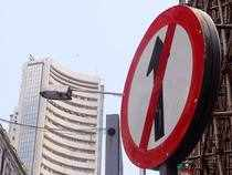 Sensex tanks 400 points, Nifty below 11,600 on fresh US-China trade woes