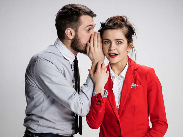 Gossip: Time for tête-à-tête: People spend over 52 mins gossiping