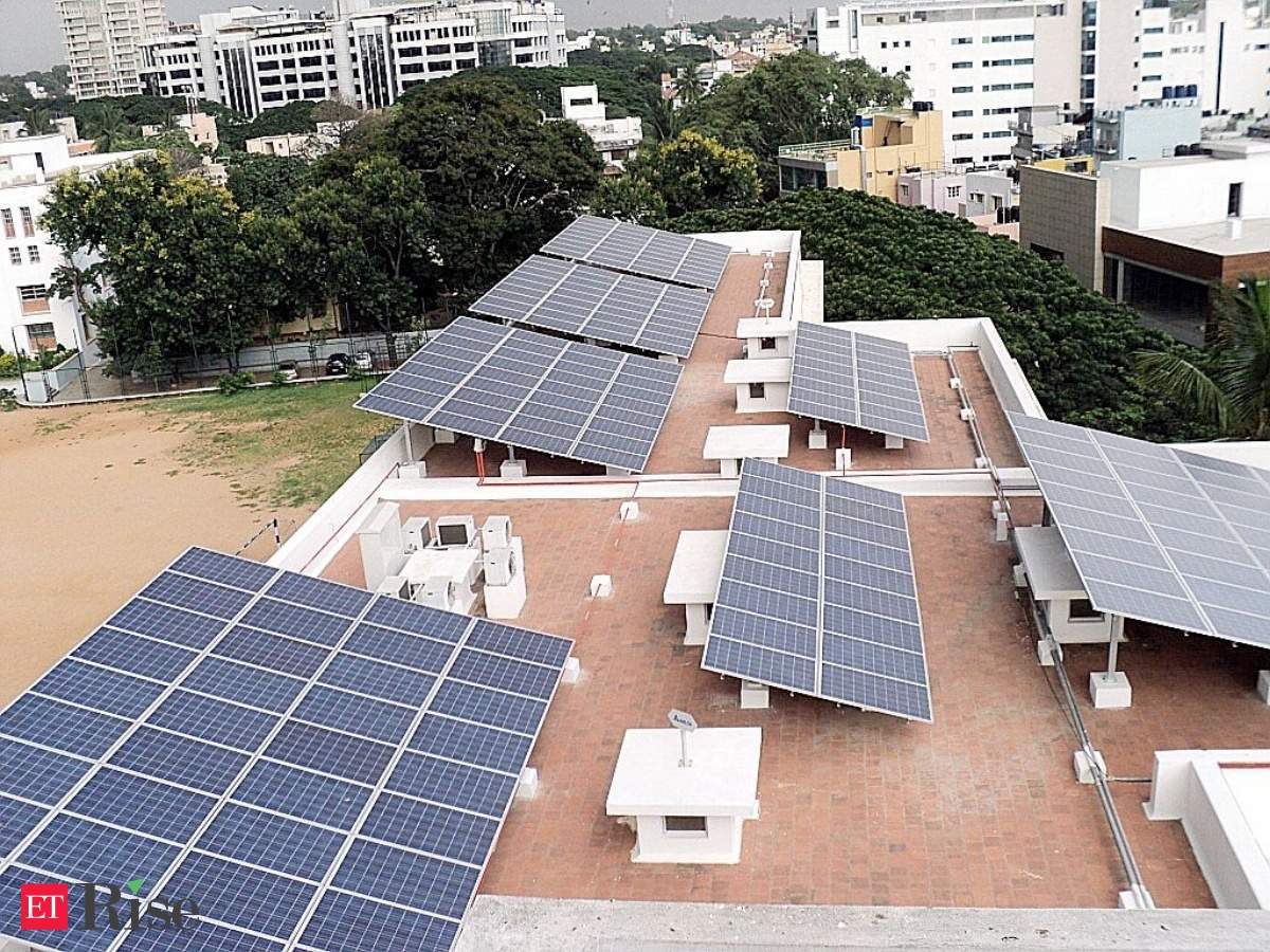 Commercial Solar Power Plant In India How To Build A Commercial Solar Power Plant In India The Economic Times