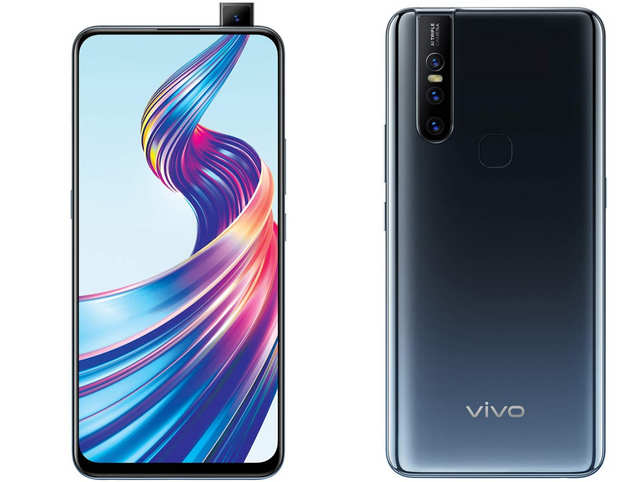 Vivo V15 Vivo V15 Review Ultra Fullview Screen Motorized