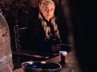 When the future was on the table at 'The Game of Thrones'
