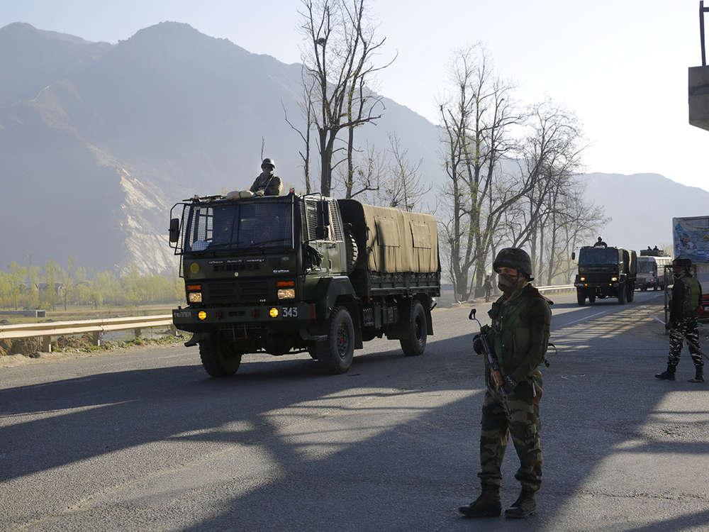 Army postpones critical wargames due to deployment on Pakistan border
