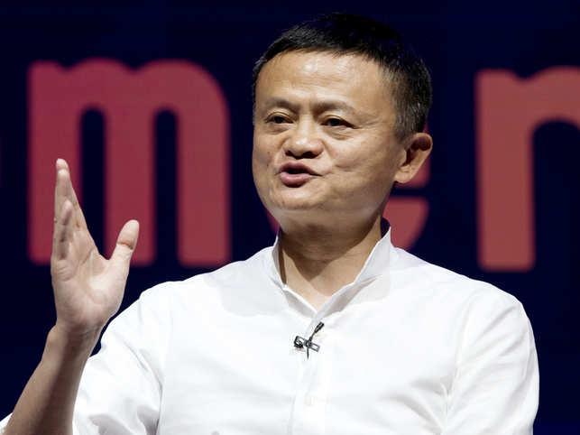 Jack Ma knows how to make his businesses grow.