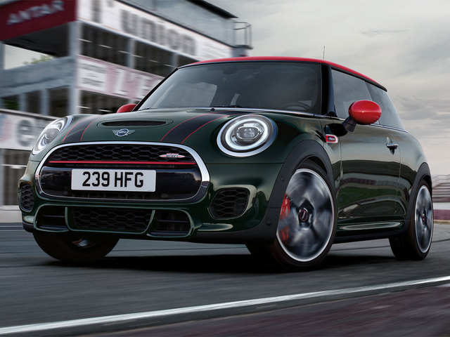 BMW unveils MINI John Cooper Works hatch in India at Rs 43.5 lakh