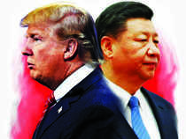 The US-China trade war entered a critical phase this week. The following timeline details key moments in the souring trade relationship between the world's two largest economies.  With Inputs from Reuters
