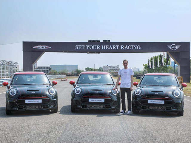 Mini John Cooper Works Launched At Rs 4350 Lakh New Mini In Town