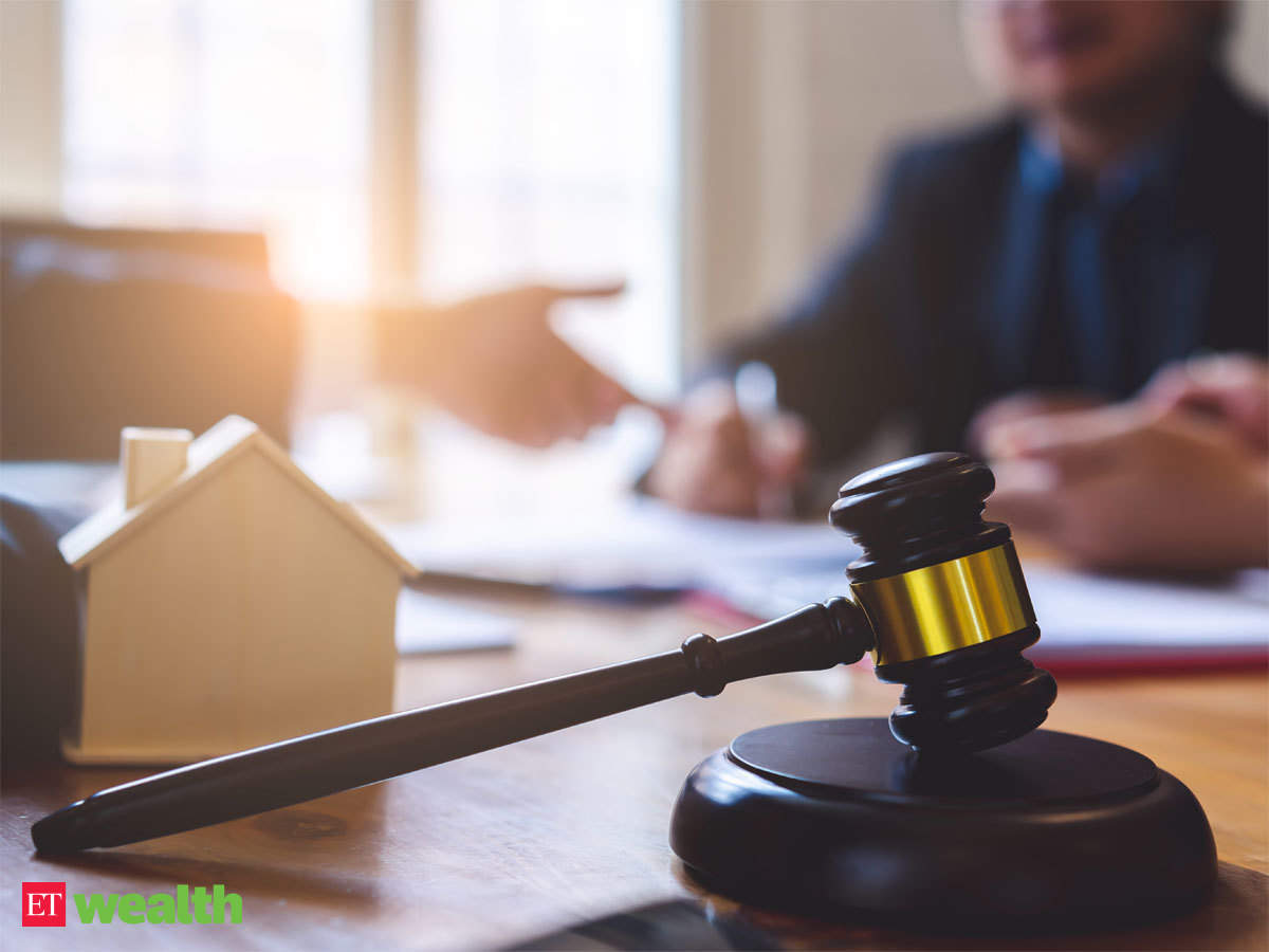 Property claim: Daughter's claim to father's property: When