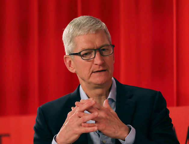 Ditch the 'old view': Tim Cook says 4-year degree not necessary for coding