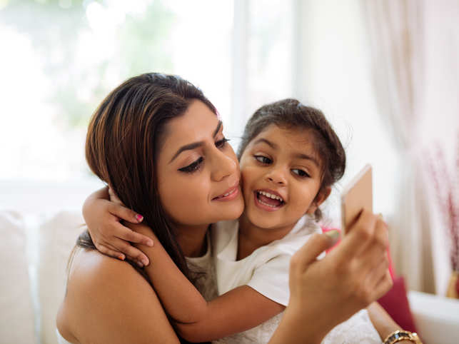 Mother's Day: Tech-savvy mums: 70 per cent mothers in India use