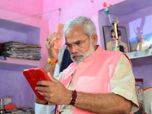 'I am the original': PM Modi lookalike hits campaign trail
