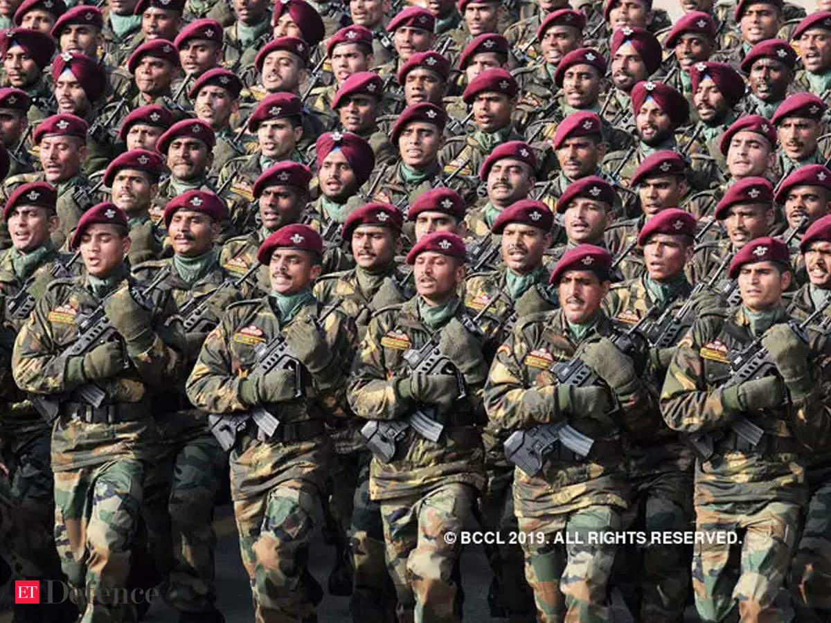 Indian Army Indian Army plans certain changes in its uniforms