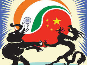 Chinese media has an advice for India: Work harder if you want to catch up