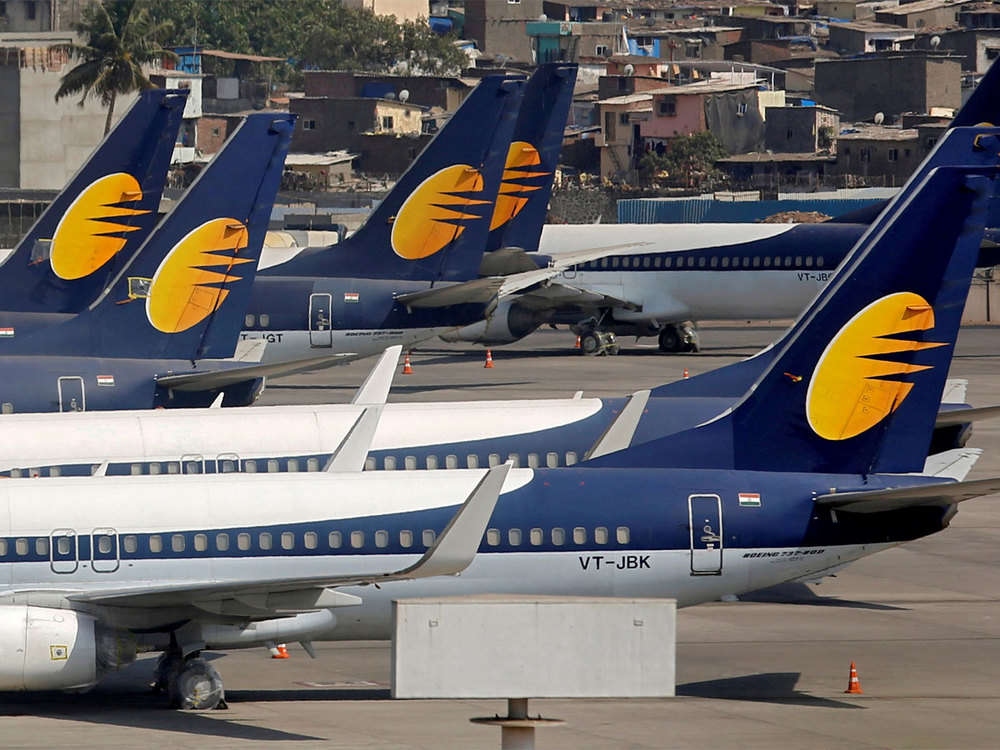Jet Airways CEO, CFO, chief People Officer quit