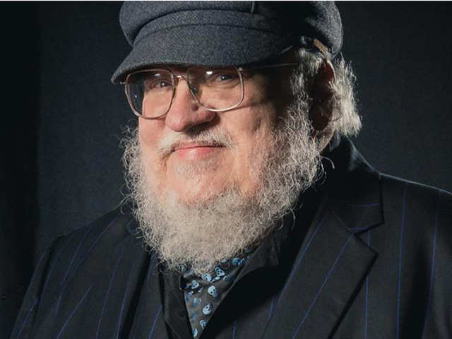George RR Martin blasts 'absurd' rumours, says 'A Song of Ice and Fire' books are not yet finished