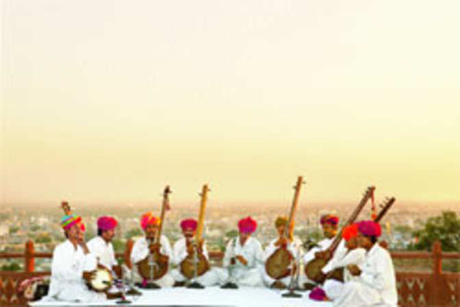 Rhythms of Rajasthan: Revival of lost art - The Economic Times