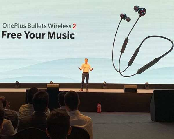 3b11e6e9e40 bullets wireless 2: OnePlus Bullets Wireless 2 Are More Comfortable, Look  Discreet - The Economic Times Video | ET Now