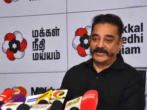 Haasan's Godse comment spurs war of words in Tamil Nadu - The