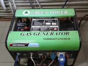 CNG/LPG generators: Environment-friendly and easy to maintain, do
