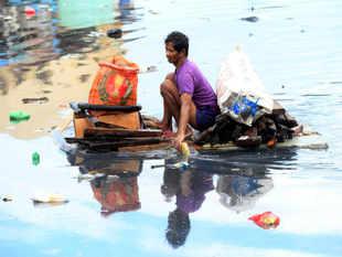 Plastic pollution Reuters