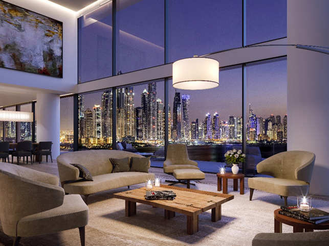 The One Palm Penthouse