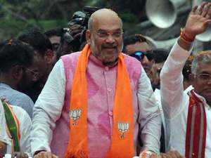 BJP itself has crossed majority mark of 272 by the end of 6th phase: Amit Shah