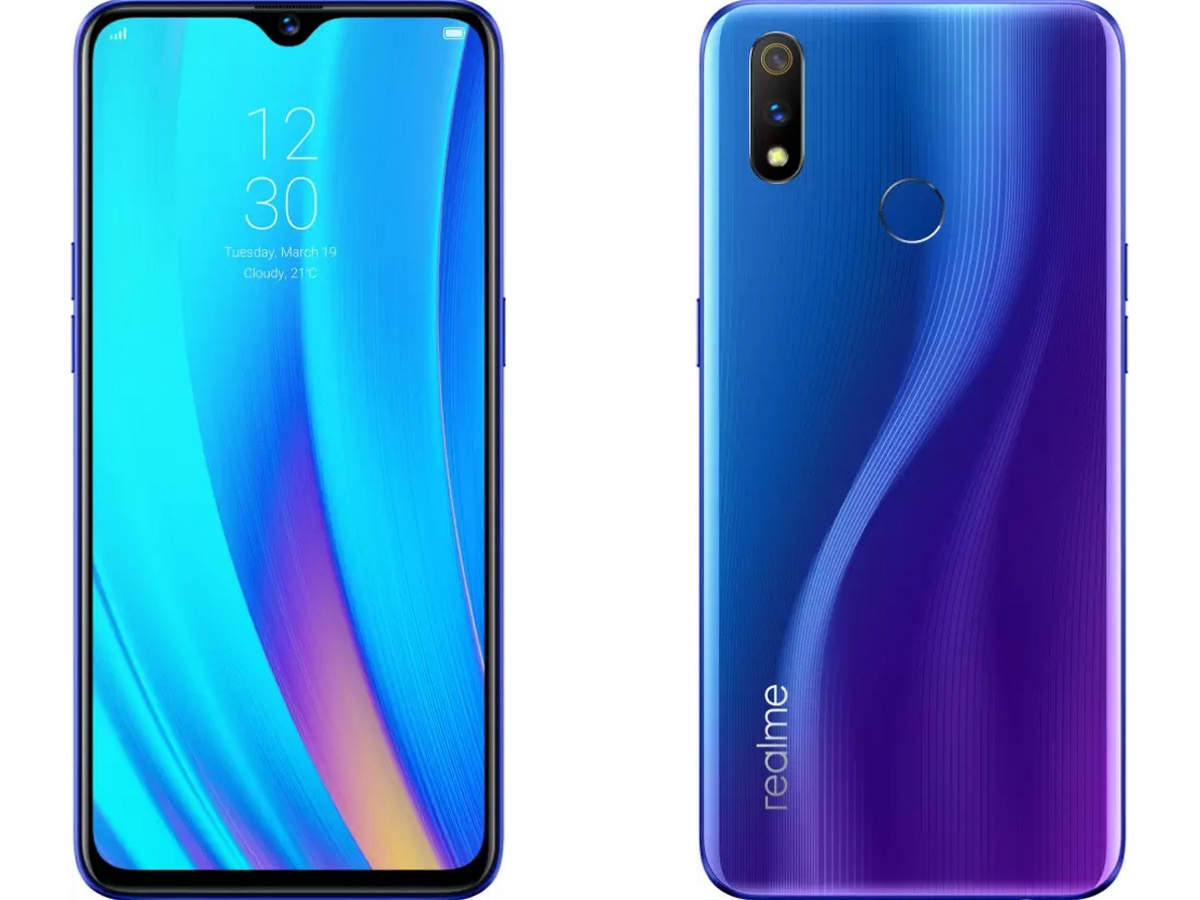 Realme 3 Pro: Realme 3 Pro review: Great battery life