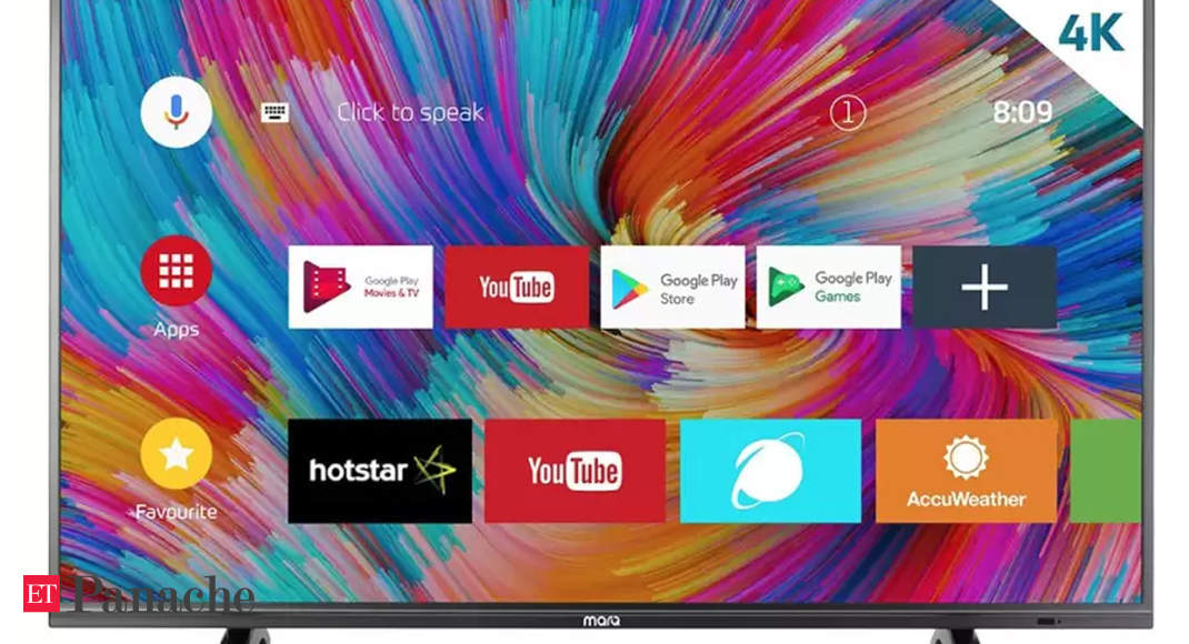 MarQ LED Smart Android TV review: Ultra-thin bezels, excellent