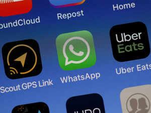 Along came a Whatsapp trojan - The Economic Times