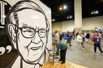 Warren Buffett's Berkshire Hathaway posts $21.70 billion profit in Q1
