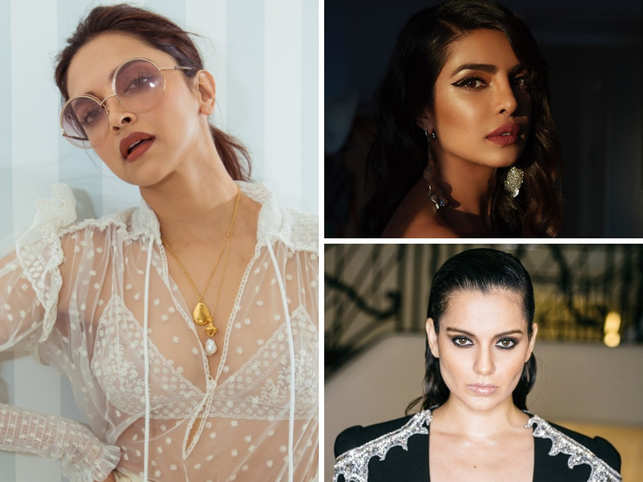 Like every year, the red carpet at 72nd Cannes Film Festival has seen a line-up of A-list celebrities like Deepika Padukone, Priyanka Chopra, Kangana Ranaut, Nina Khan, Selena Gomez, among others. 	 	The stars have set the red carpet on fire with their chic looks and hypnotic personalities. 	 	Here's a look at all the A-listers who added glamour to the 10-day event.