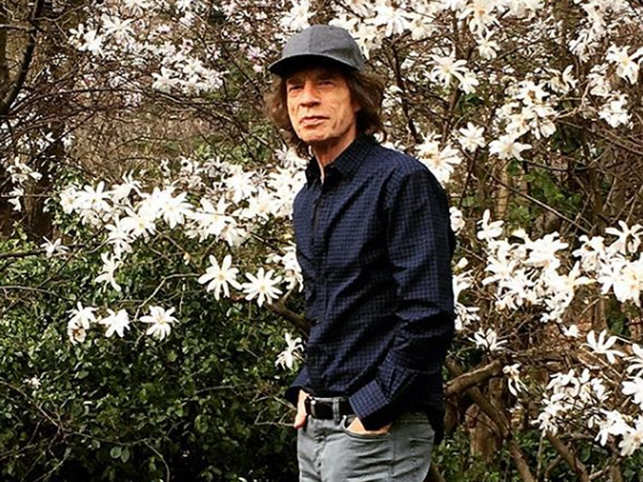 Mick Jagger Hes Back 75 Yr Old Mick Jagger Shows Off Dance Moves