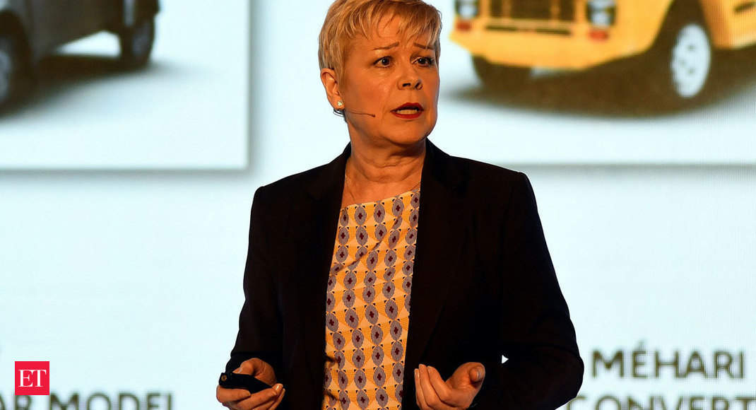 QnA VBage We are not going into India to come back out again: Citroen CEO Linda Jackson