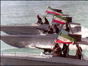 Iranian missiles can easily reach US ships in Gulf: Guards deputy