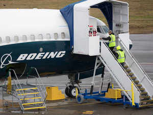 Software update on 737 MAX now complete: Boeing CEO - The Economic Times