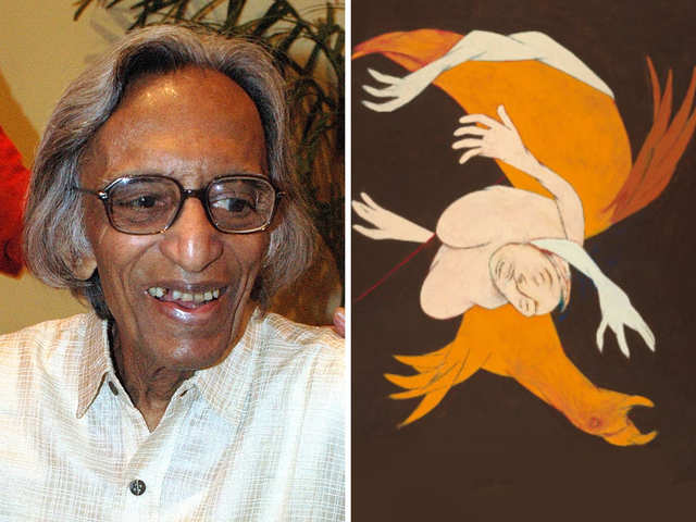 Tyeb Mehta's 2002 painting may fetch Rs 13 cr at London auction; art by Husain, Raza to be on sale