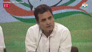 Watch: Rahul Gandhi Press Conference  as campaign ends for Lok Sabha Polls 2019
