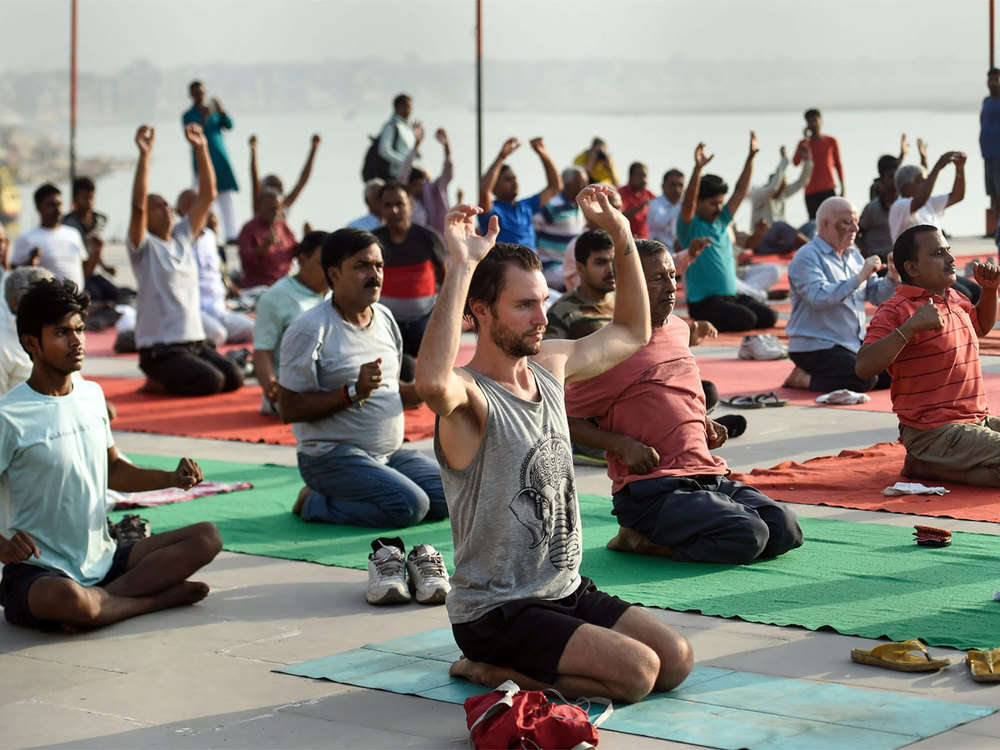Is Yoga about achievement or awareness?