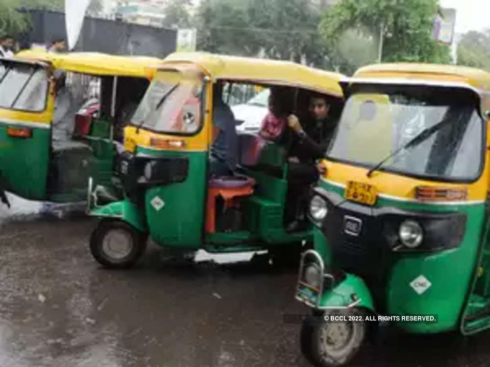 Revised auto-rickshaw fares to be implemented in Delhi after poll code ends